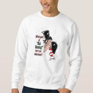 """""""Scrooge"""" Sweatshirt"""