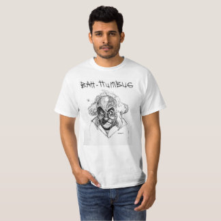 Scrooge white T-Shirt