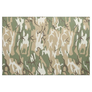 Scrub Camo Fabric