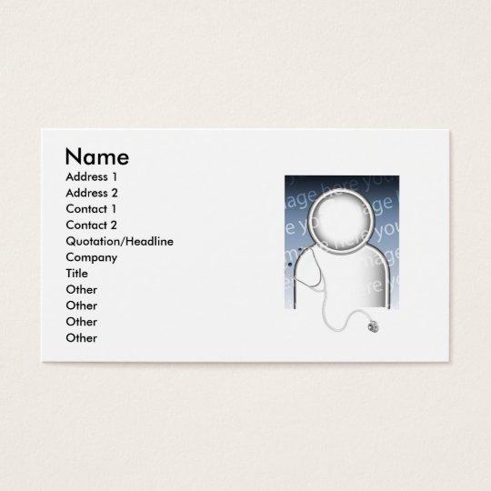 Scrubs - Business Business Card
