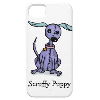Scruffy Puppy iPhone 5 Cover