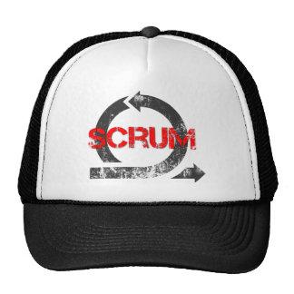 Scrum Cap (Vintage Style) Trucker Hat