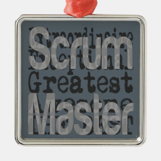 Scrum Master Extraordinaire Christmas Ornament