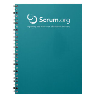 Scrum.org Branded Notebook