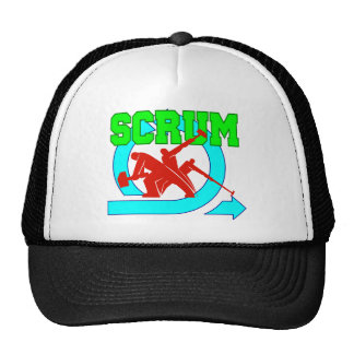 Scrum Workers Hat