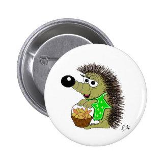 Scrummy mark 1 6 cm round badge