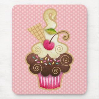Scrumptious Cupcake Mouse Pad