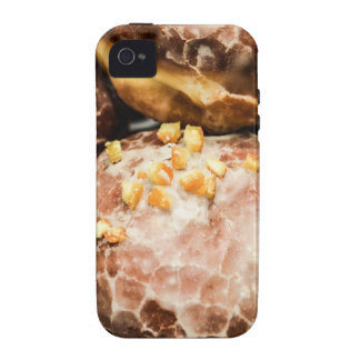 Scrumptious Nutty Glazed Donuts Case-Mate iPhone 4 Cover