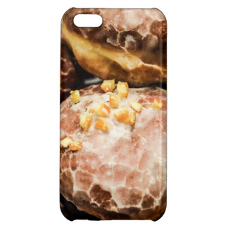Scrumptious Nutty Glazed Donuts Cover For iPhone 5C