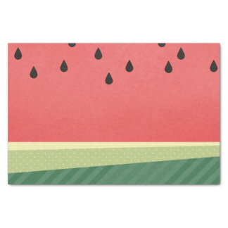 Scrumptious Watermelon Tissue Paper