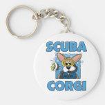 Scuba Corgi