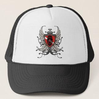 SCUBA CREST TRUCKER HAT