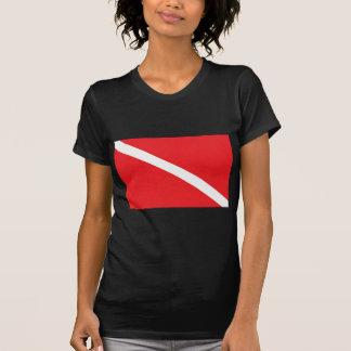 SCUBA Dive Flag T-Shirt