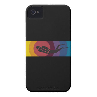 Scuba Diver iPhone 4/4S Case Mate ID Case