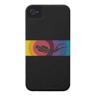 Scuba Diver iPhone 4/4S Case Mate ID Case