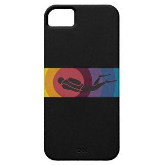 Scuba Diver iPhone 5 Case Mate ID Case