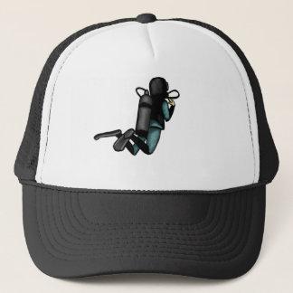 Scuba Diver Trucker Hat