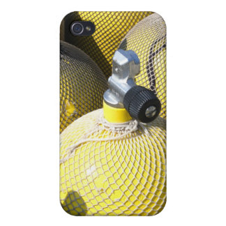 Scuba Diving Equipment iPhone 4 Case