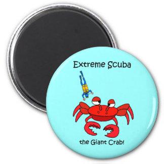 Scuba Diving Magnet