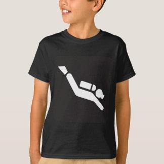 Scuba Diving Sign T-Shirt