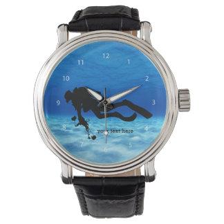 Scuba Diving Watch