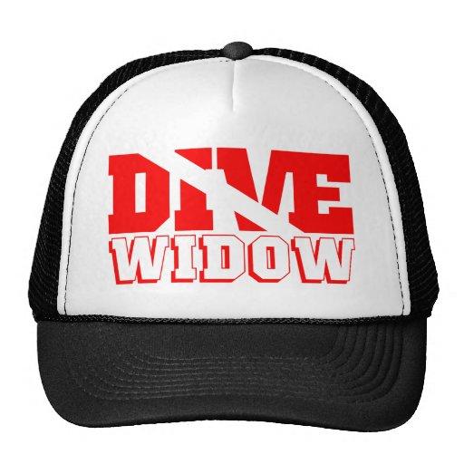 Scuba Diving Widow Hats