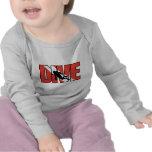 SCUBA Drive Baby Tee Shirt