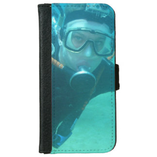 Scuba iPhone 6 Wallet Case