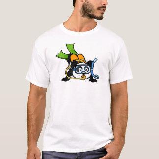 Scuba Panda T-Shirt