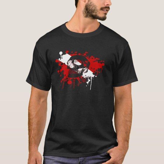 Scuba Skull T-Shirt