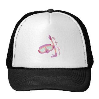 Scuba Steve Trucker Hat