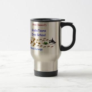 Scuba Toons Mug