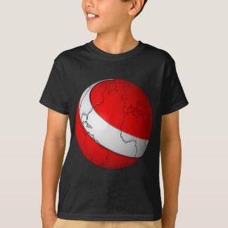 Scuba World Tee Shirts