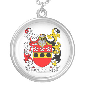 Scudder Coat of Arms Jewelry