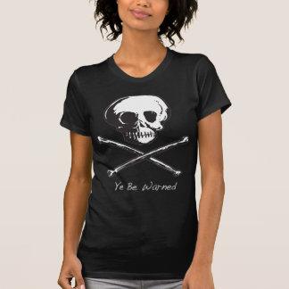 Scull & Crossbones Tee Shirt