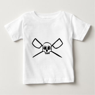 Scull N Crossed Oars Infant T-Shirt