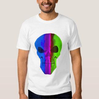 scull tee shirt