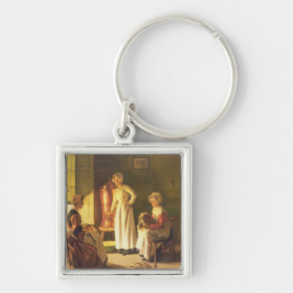 Scullery Maids Key Ring