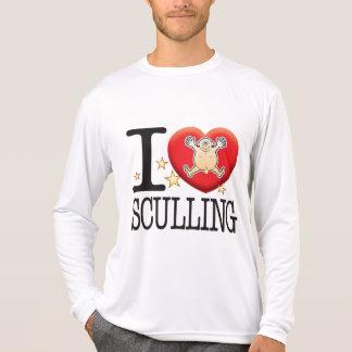 Sculling Love Man T-Shirt