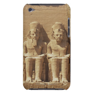 Sculpture at Abu Simbel -Cairo, Egypt Case-Mate iPod Touch Case
