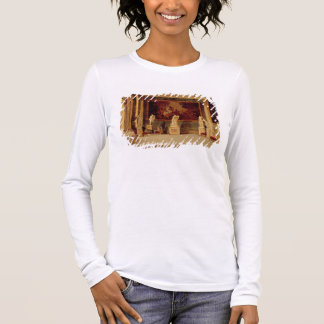 Sculpture Gallery at the Pitti Palace, Florence (o Long Sleeve T-Shirt