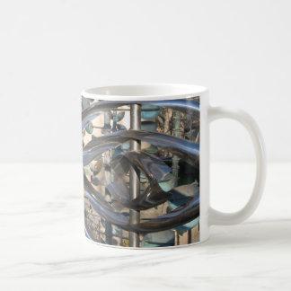 Sculpture in Sedona, Arizona Classic White Coffee Mug
