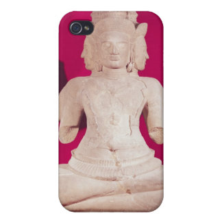 Sculpture of Brahma with four faces 2 Case For The iPhone 4