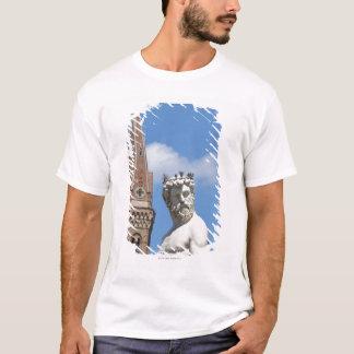 sculpture of Neptune on Fontana di Nettuno T-Shirt