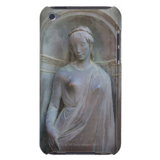 Sculpture on the Duomo in Siena, Italy. Barely There iPod Cover