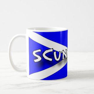 """Scunnered"" Mug - Scottish Slang"