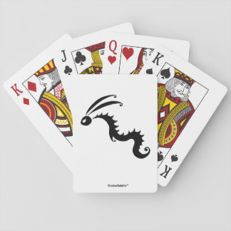Scuttle the Shadow Rabbit Playing Cards