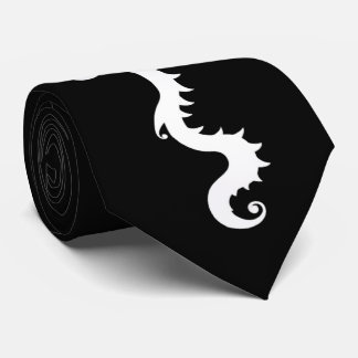 Scuttle the Shadow Rabbit Tie
