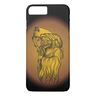 Scythe man - The Death iPhone 7 Plus Case