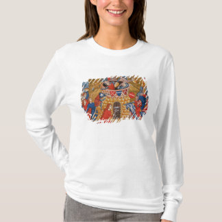 Scythian women besieging their enemies T-Shirt